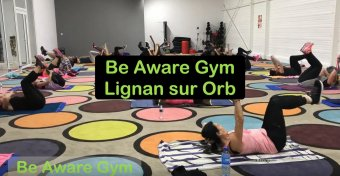 Cours Abdos Fessiers Be Aware Gym Lignan sur Orb